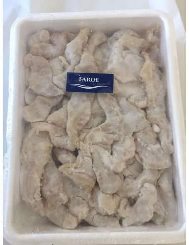 Migas de bacalao salado tipo ling 5 kg.