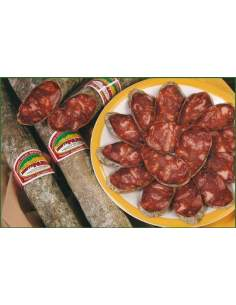 Chorizo ibérique de gland Monteparra Guijuelo 1,2 - 1,4 Kg.
