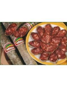 Salsiccia iberico bellota cular Monteparra Guijuelo 1,2 - 1,4 Kg.