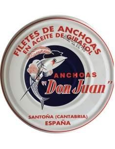 La Castreña Cantabrian anchovy fillets 80 gr.