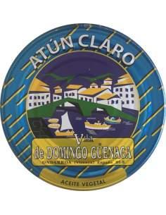 Thunfisch in Pflanzenöl Viuda de Domingo Güenaga 180g esc.