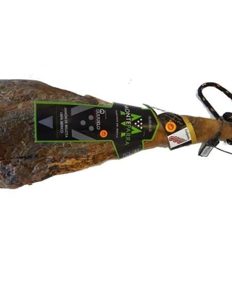 Monteparra Iberian ham 100% acorn 8-8,5 kg.