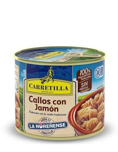 Tripes au jambon Carretilla 2 portions de 630 g.
