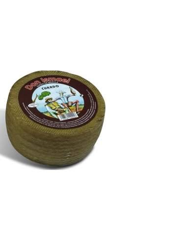 La Mancha-Käse 150 Tage gereift Don Ismael 3 kg.