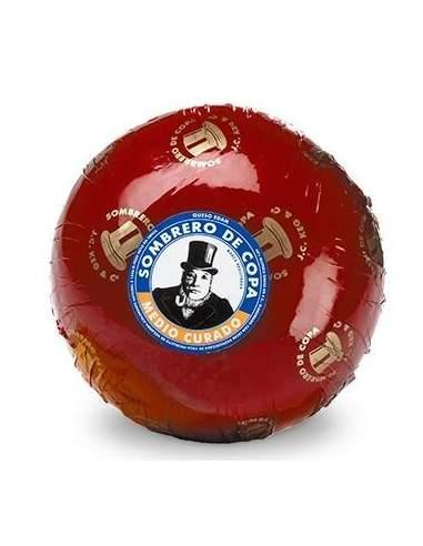 Fromage à la boule semi-durci Sombrero de Copa 1 800 kg.