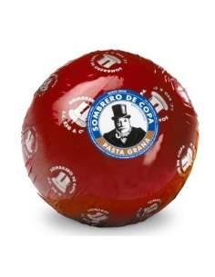 Sombrero de Copa edam Pasta Grana cheese ball 1,600 kg.