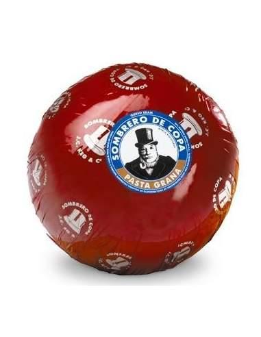 Queso bola edam Pasta Grana Sombrero de copa 1,600 kg.