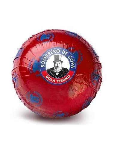 Soft edam ball Käse Hut 1.900 kg.