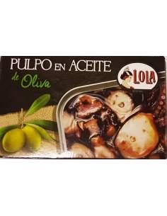 Poulpe à l'huile d'olive lola RR-125