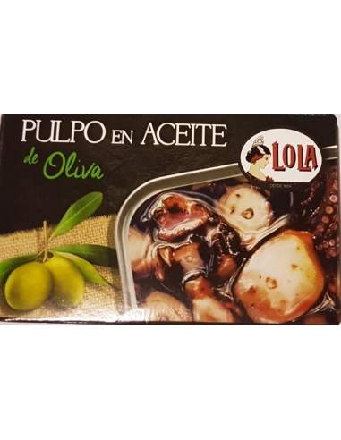 Lola Octopus with olive oil RR-125