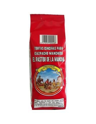 Bolos de Cenceñas picados para gazpacho manchego 180 g.