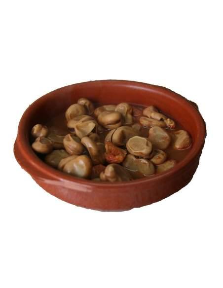 Feijões secos especiais para Michirones saco de 10 kg. Gines Martínez