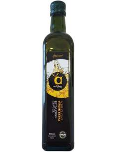 Casa Albert Extra virgin olive oil container of 500 ml.