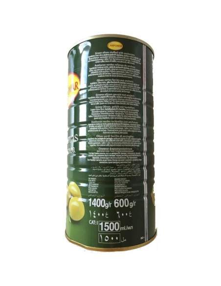 Campomar gigant filled olives 2 kg