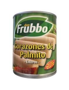 Frubbo natural palmetto tin 1 kg.