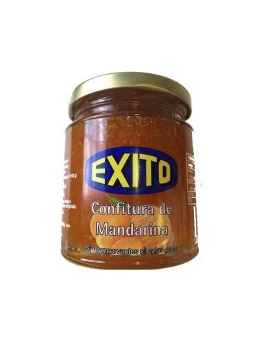 Confitura de mandarina Éxito tarro de cristal 275 gr.