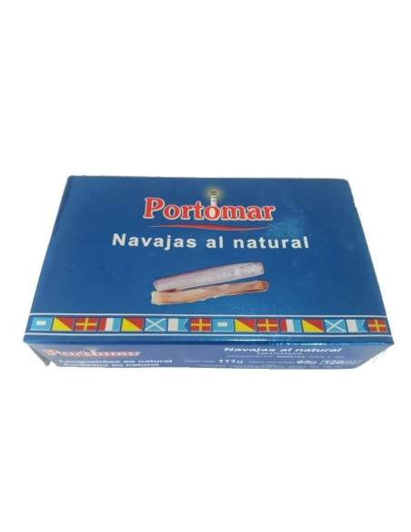 Portomar Selection big razor-shell 6/8
