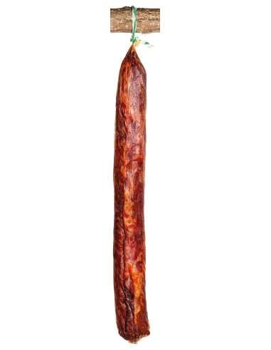 Longe Duroc Durci d'environ 2 kg.