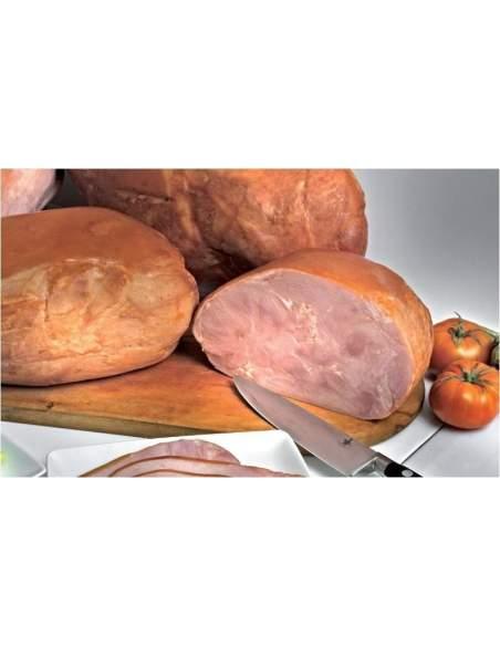 Geräucherter gekochter Schinken ohne vakuumverpacktes Bein von 4,6 kg ungefähr El Charcutero