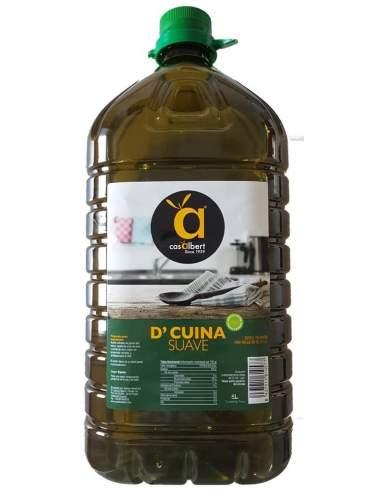 Olio speciale per cucinare Casa Albert pet 5 litri