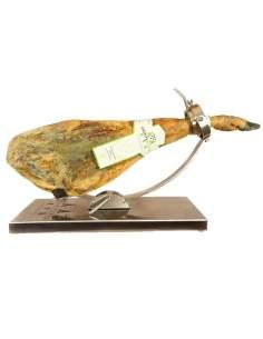 Jamon iberico cebo 50% raza ibérica Monteparra de 8 a 8,5kg. aprox Guijuelo