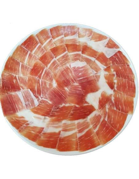 Andres Izquierdo autor selection cured ham, 25 months of healing 9-10 kg.