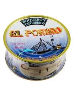 Anchovas em vinagre Poriro lata RO-1000.
