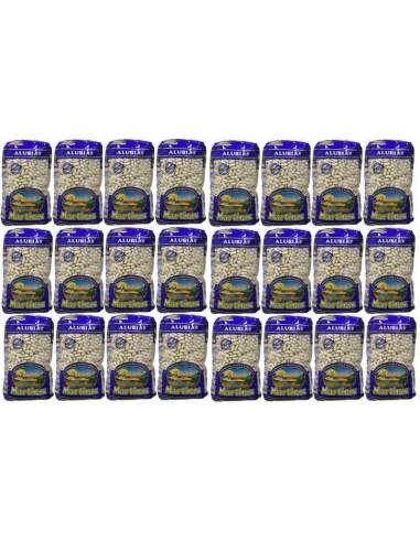 Kidney bean packages of 500 g. 24 units