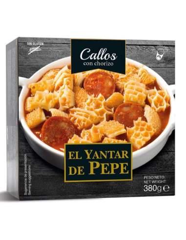 Yantar de Pepe Kutteln mit Chorizo...