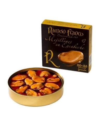 Mejillones Ramon Franco 20/25...