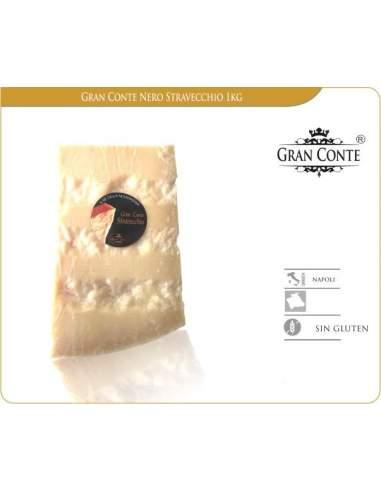 Cuña de queso Italiano Gran Conte...
