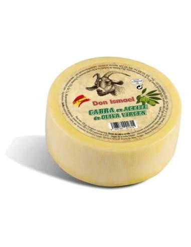 Fromage de chèvre séché à l'huile...
