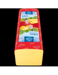 3 kg de queijo Edam...