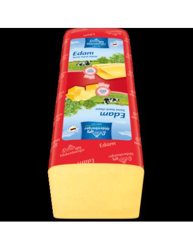3 kg Edam Oldenburger bar cheese....