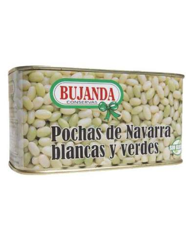 Pochas de Navarra Bujanda bianco e...