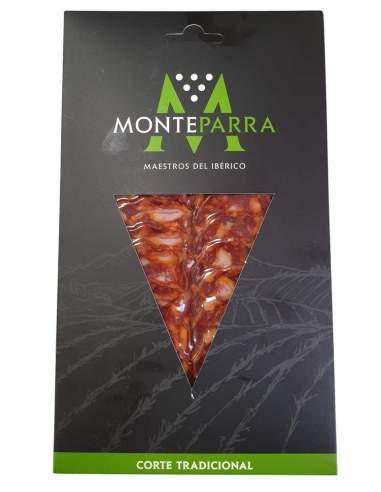 Chorizo ibérico Monteparra sobre de...