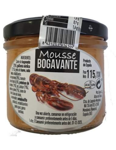 Alta cocina Lobster mousse jar of 115...