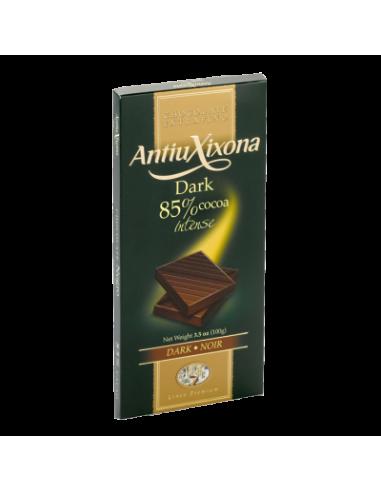 Tableta de chocolate negro 85% de 100...