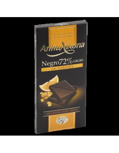 Antiu Xixona 100 gram 72% dark...