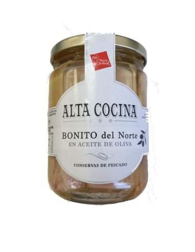 Alta cocina Jar of bonito del norte...