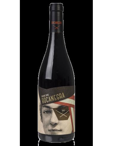 Bocanegra young organic red wine...