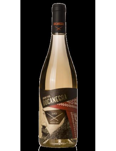 Bocanegra white organic wine 100% dry...