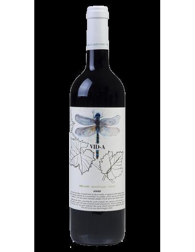 VID-A Bio Junger Rotwein