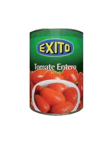 Exito tomato pear peeled tin 1/2 kg.
