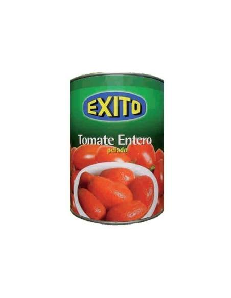 Exito tomato pear peeled tin 1 kg.