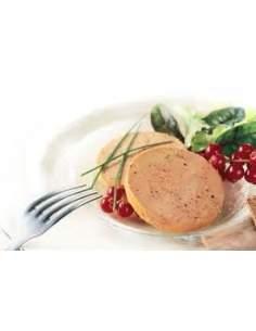 Bloc de hígado de pato Mi-Cuit en lata 1 kg.