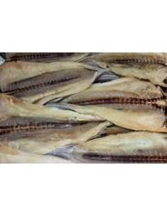Capelan de Méditerranée salés boîte de 2 kg.
