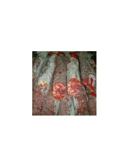 Iberian cured culin of pork Monteparra Guijuelo 1,2 Kg.