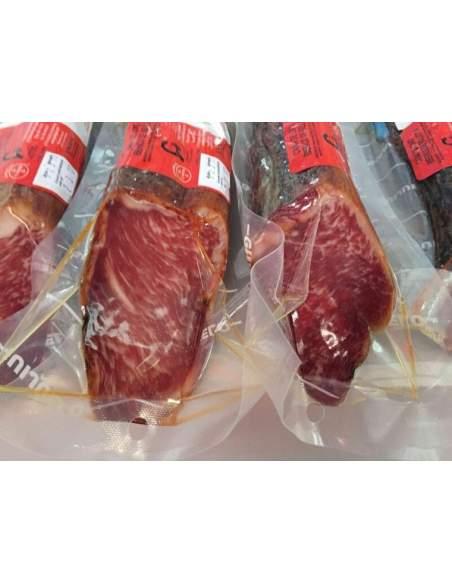 Iberian acorn cured loin of pork Jamogar 1,7 Kg.