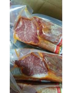 Iberian cured loin of pork Monteparra Guijuelo 0,75 Kg.